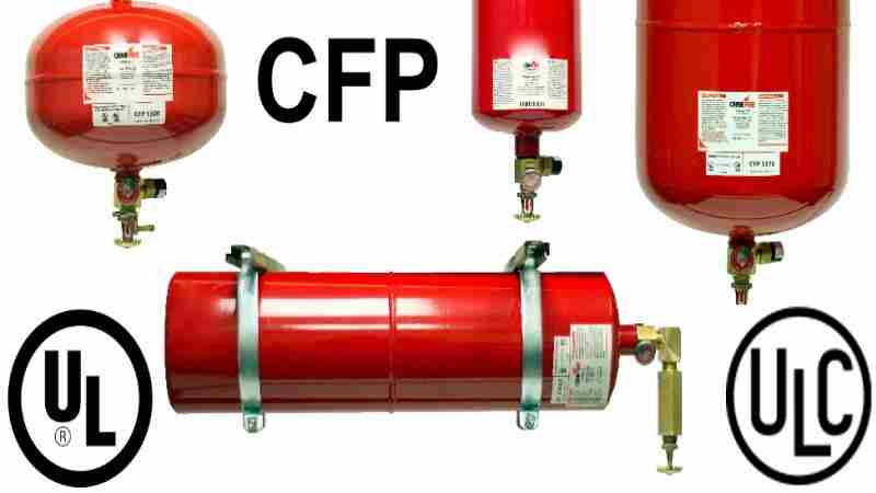 Portable Fire Protection Systems
